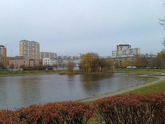 На следующей неделе в Москву придет почти рекордное потепление