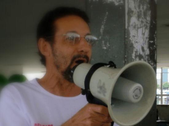 Москвичи теряют голос