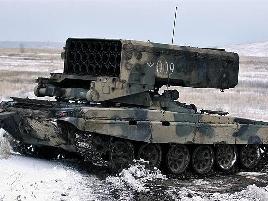 Эксперт: российская система залпового огня «Буратино» изменит правила игры в Сирии