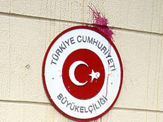 Мосгордума согласилась назвать переулок у турецкого посольства именем погибшего пилота