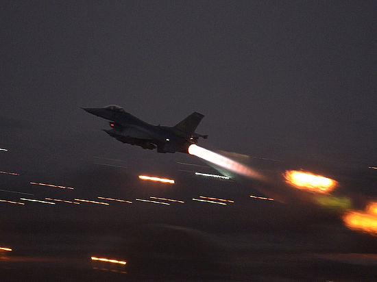 Турция приостановила удары по ИГ после инцидента с Су-24