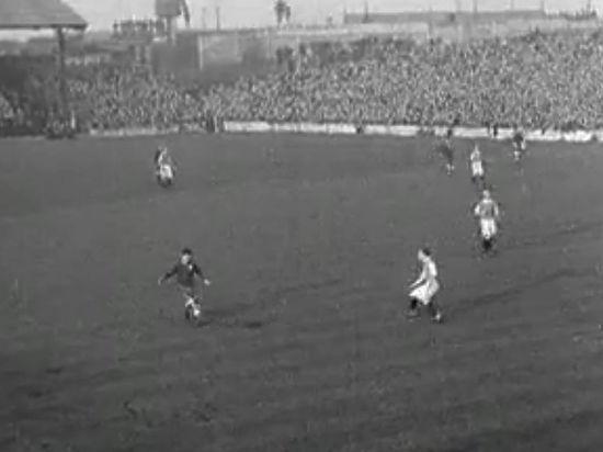 Историческому турне футбольного «Динамо» по Британии уже 70 лет