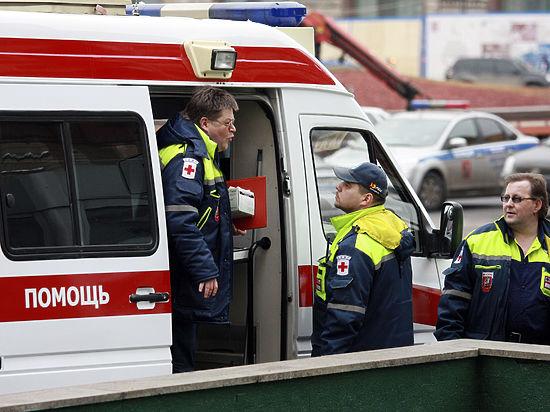 При взрыве в московском метро погиб рабочий
