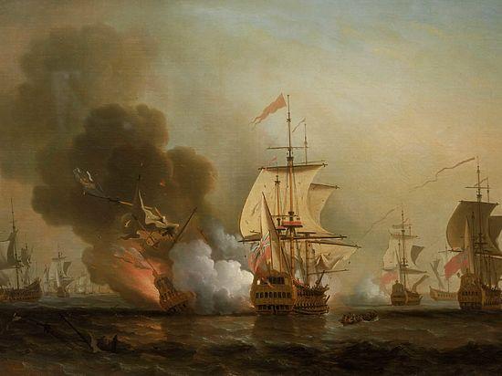 Возле Колумбии найден корабль с 3 млрд долларов