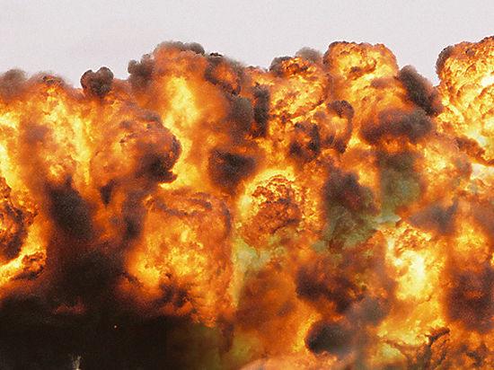 На корабле ВМС Алжира в Петербурге прогремел взрыв
