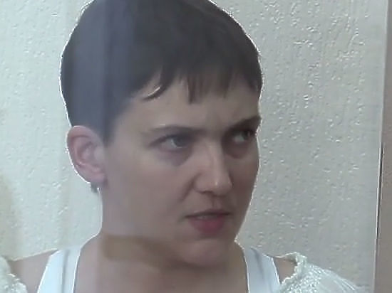 Адвокаты Савченко привели в суд своего первого свидетеля