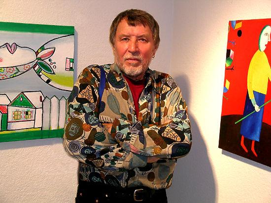 На Пречистинке открывается выставка Алексея Новикова