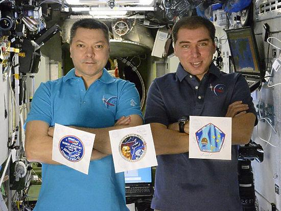 Под космической станцией пролетел метеор из потока Геминиды