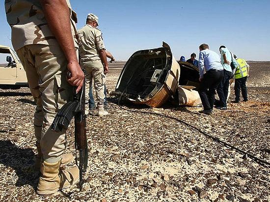 Египет усомнился в теракте как причине катастрофы А321