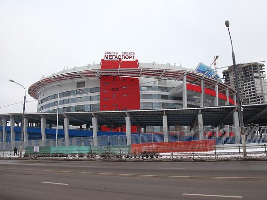 В «Мегаспорте» будут играть баскетболисты ЦСКА