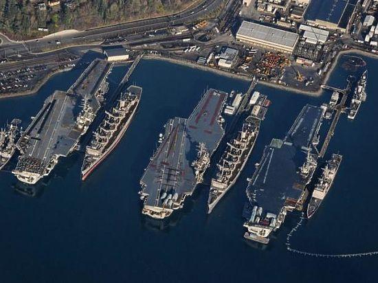 США начали испытания самого крупного эсминца ВМС страны