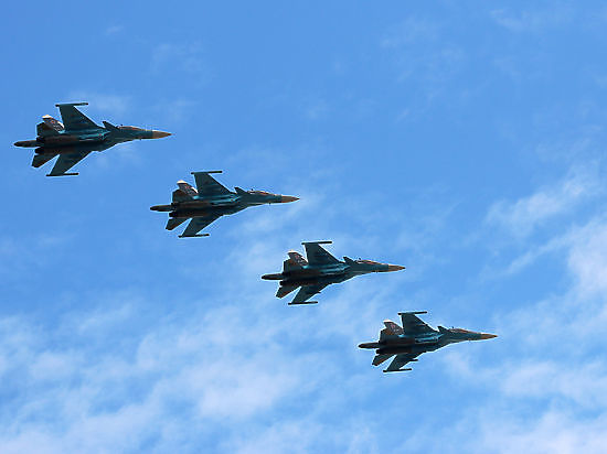 Новые российские авиабазы в Сирии придумали