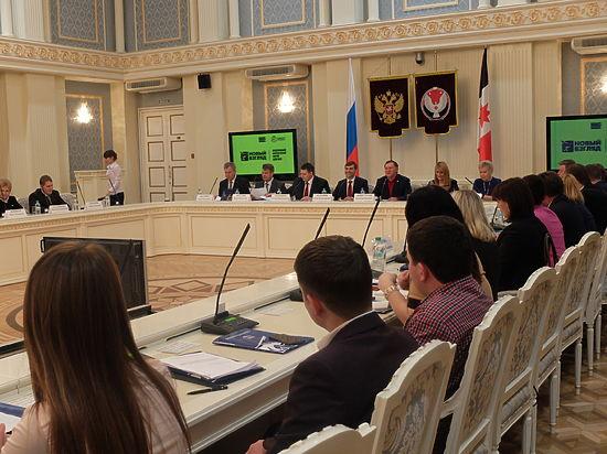 Первый федеральный молодежный форум прошел в Ижевске