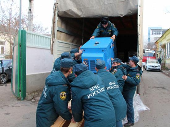 Население Крыма полностью обеспечено теплоснабжением