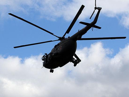 Грузия заявила о нарушении воздушного пространства российским боевым вертолетом
