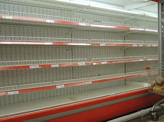 Эксперты: в России уже начался дефицит продуктов