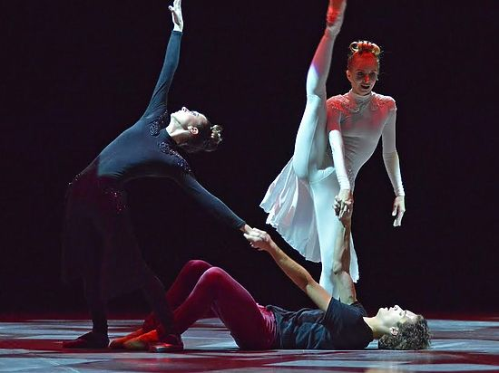 Современный танец в России скорее жив, чем мертв