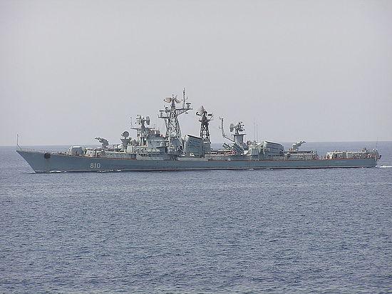 ВЭгейском море экипаж русского корабля открыл огонь против турецкого рыбацкого судна