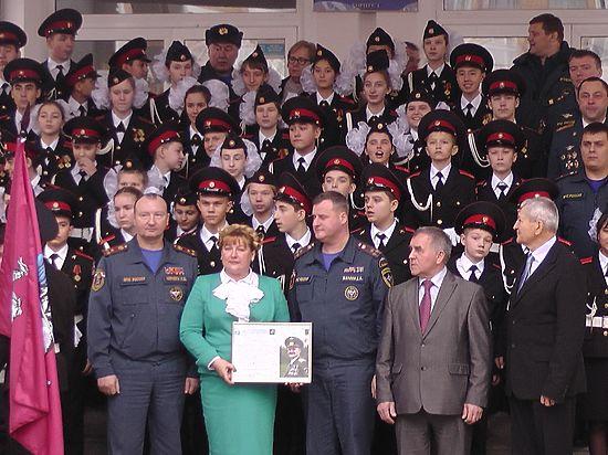 В Москве появится школа главного пожарного столицы