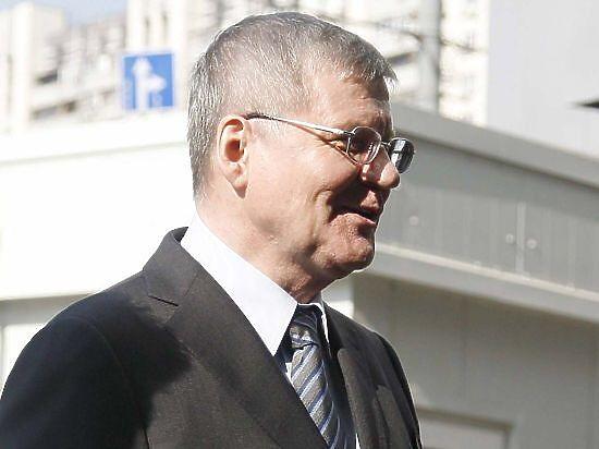 Чайка назвал заказчиками расследования ФБК Уильяма Браудера и западные спецслужбы
