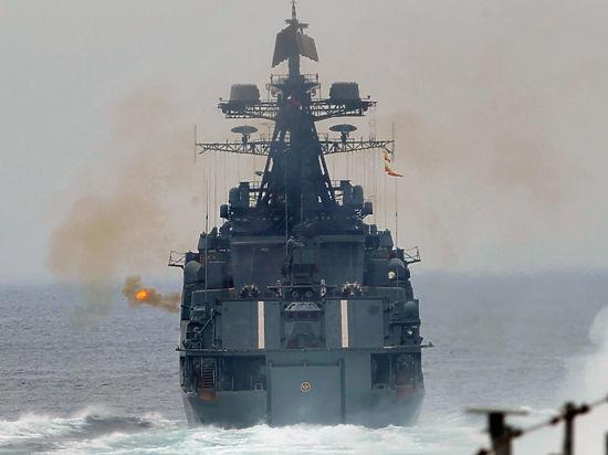 Черноморский флот вступил в конфликт с турками из-за  нефтегазового транспорта