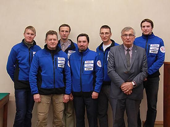 В Антарктиду за метеоритами с Марса отправилась первая российская экспедиция