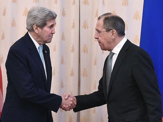 Керри пообещал Лаврову сотрудничать с Россией «несмотря на разногласия»