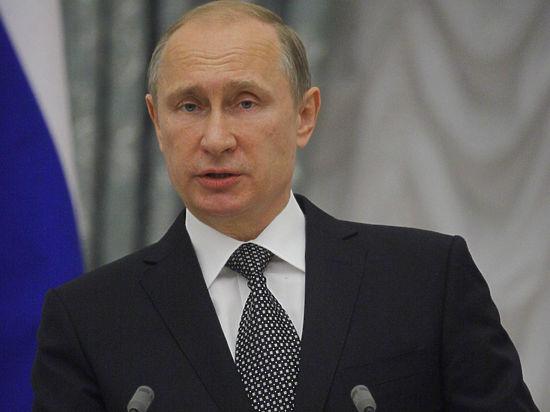 Путин в четверг может остановить падение рубля