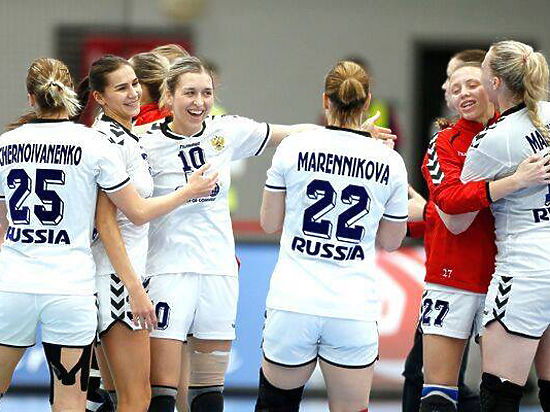 фото гандболистки россии
