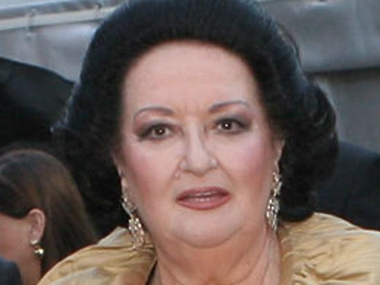 Оперная дива Монсеррат Кабалье получила полгода тюрьмы