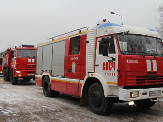 В преддверии новогодних праздников в Подмосковье начались командно-штабные учения