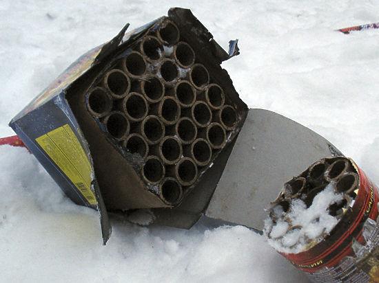 В Подмосковье увеличатся штрафы за незаконную продажу фейерверков