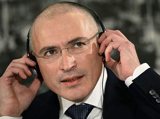 Песков: в Кремле следят за Ходорковским
