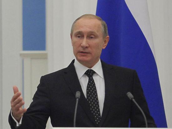 Путин предложил Думе «заморозить» свободную торговлю с Украиной