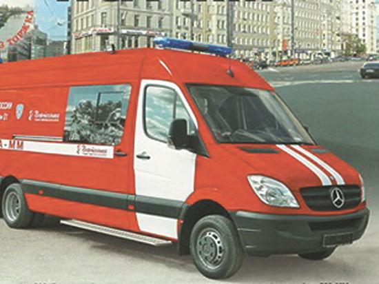 МЧС России внедряет новую спецтехнику и оборудование