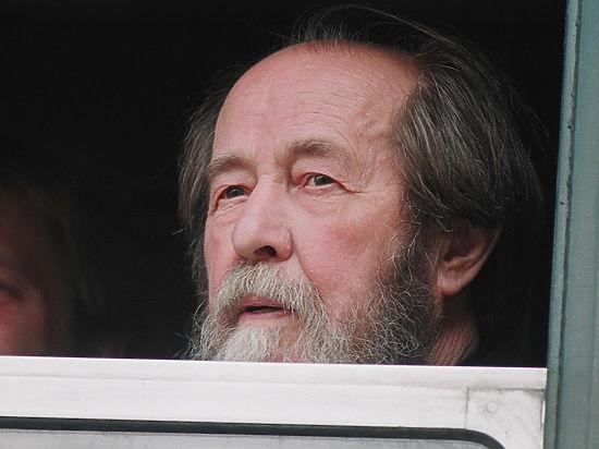 В Москве появится памятник Солженицыну