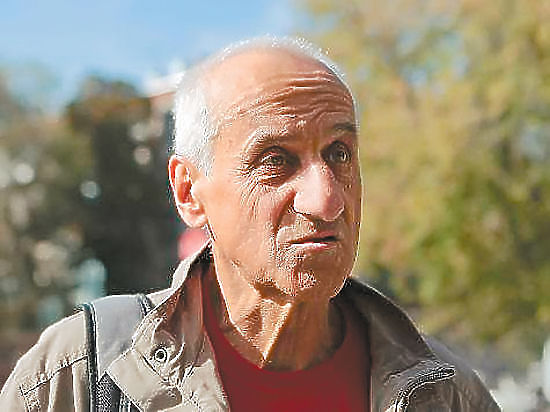Пенсионер Ионов, которому за митинги грозила тюрьма, бежал на Украину