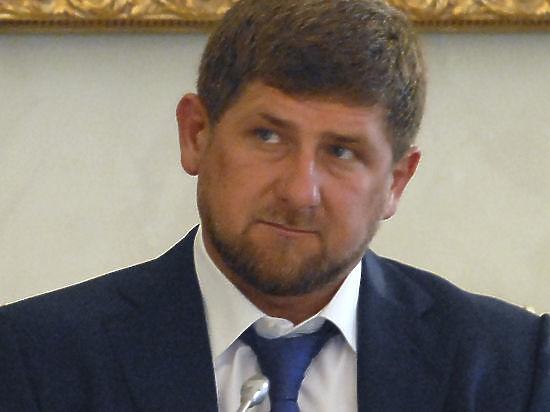 Кадырова показательно оштрафовали за непристегнутый ремень