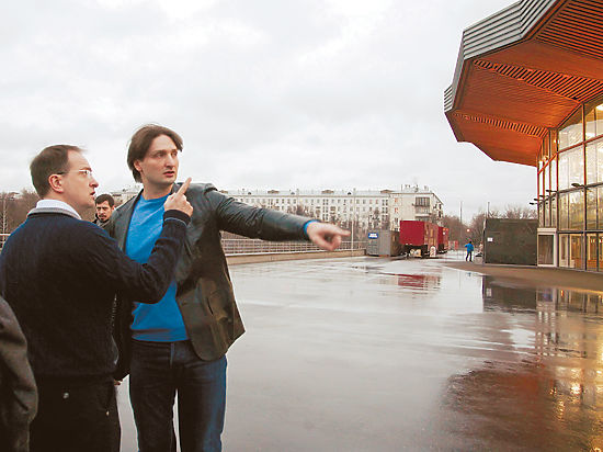 Эдгард Запашный рассказал о капремонте в Цирке на Вернадского
