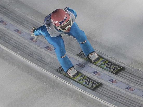 В немецком Оберстдорфе стартует самый престижный турнир в прыжках с трамплина