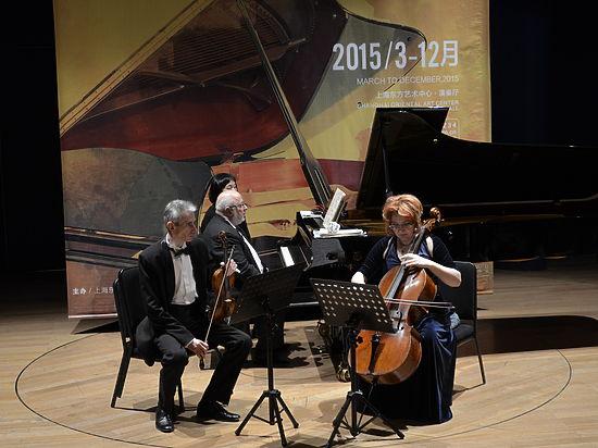 «Китай сохраняет для Европы ее же музыку»