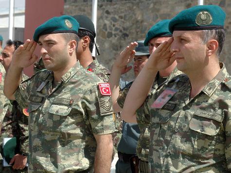 Турецкая армия сегодня против россии