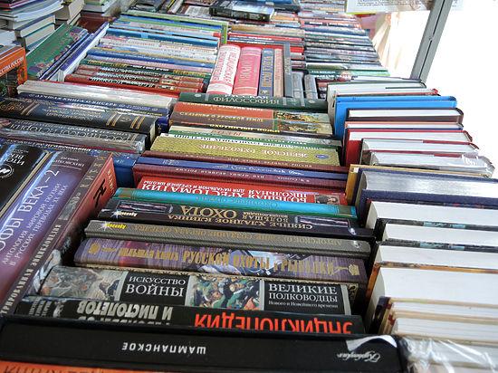 В первые числа января книголюбы предпочитают погорячее…