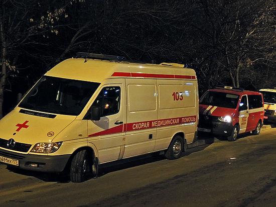 Четверо детей сгорели при пожаре в Ярославской области