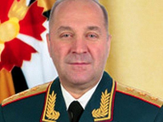 Скончался начальник ГРУ генерал-полковник Игорь Сергун