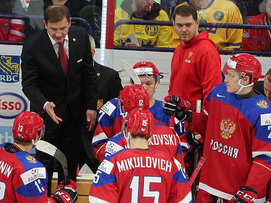 Сборная России победила США и вышла в финал МЧМ-2016. Онлайн-трансляция