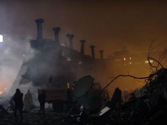 Сразу два фильма о землетрясении в Армении снимается в России