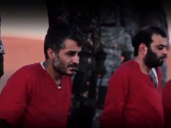 ИГИЛ показало видео казни пяти заложников и пригрозило Британии терактами