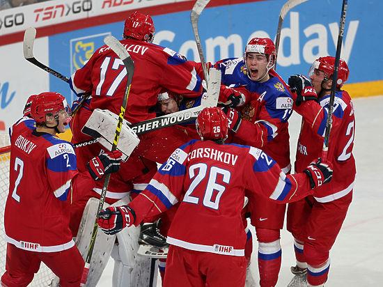 Как сборная России вышла в финал МЧМ-2016 и ответила Уилсону
