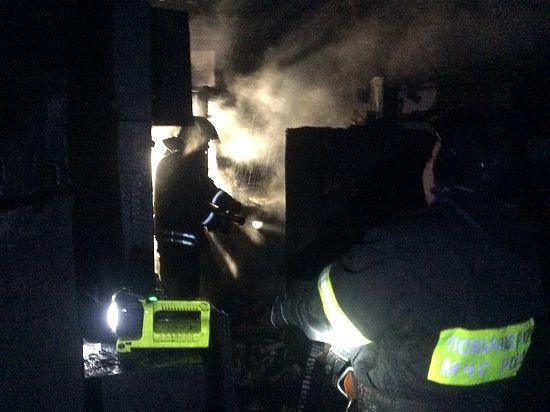 Стали известны подробности пожара на Кутузовском, где погибли два человека